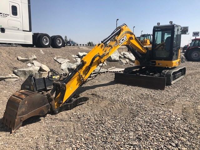 Used, 0, JCB, 90Z-1, Excavators