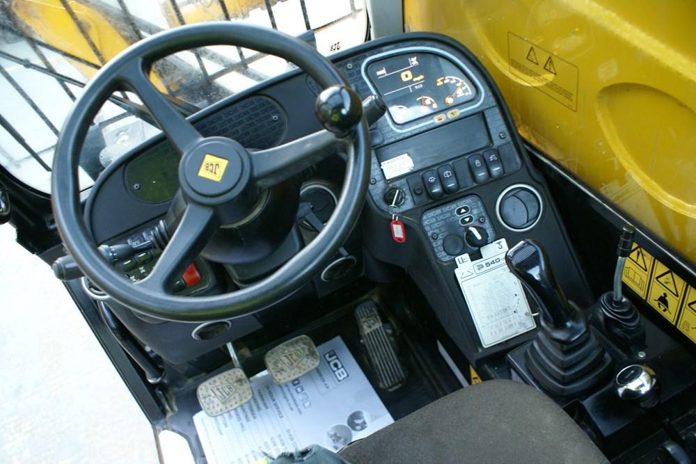 JCB 540-170 Telehandler. -gall7