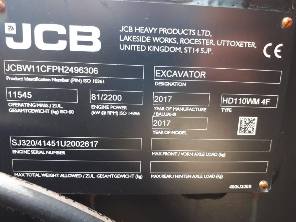 Hydradig 110W. 40 kph. (£POA)-gall9
