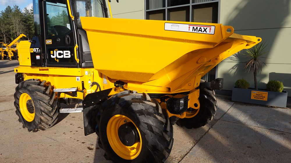 JCB 6T Front Tip £POA-gall0