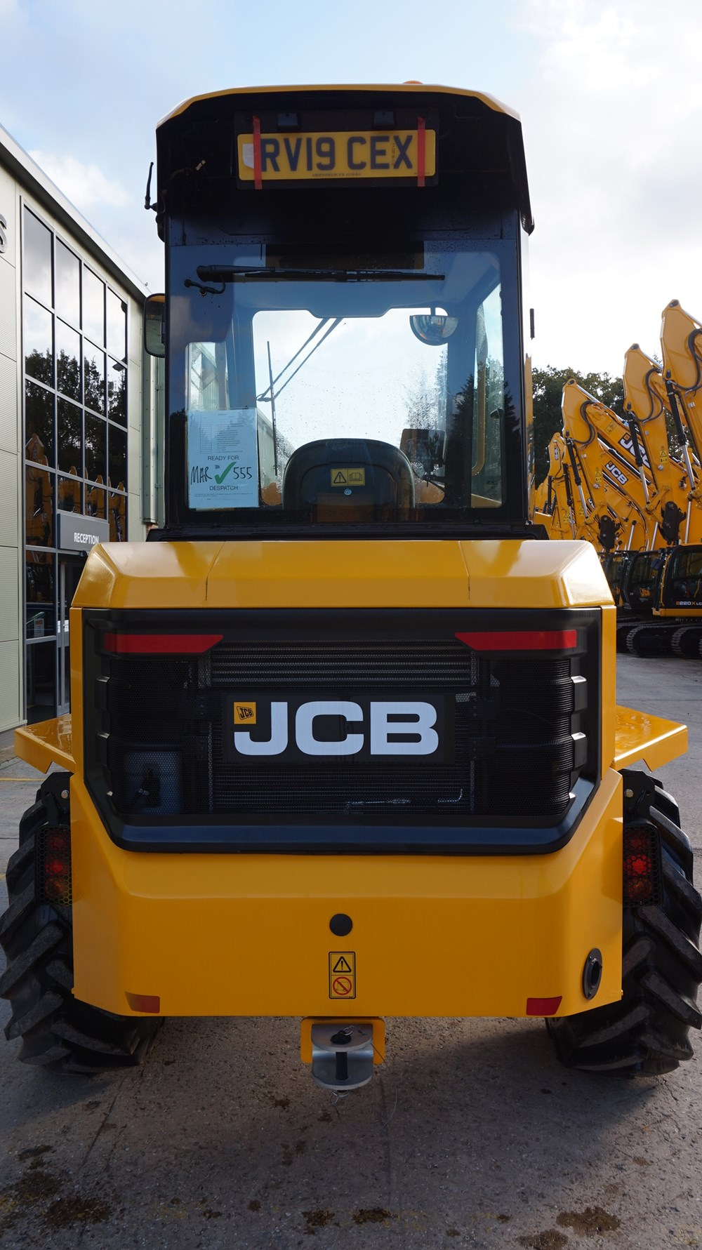JCB 6T Front Tip £POA-gall3